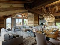 French ski chalets, properties in St Martin de Belleville, Saint Martin de Belleville, Espace Killy