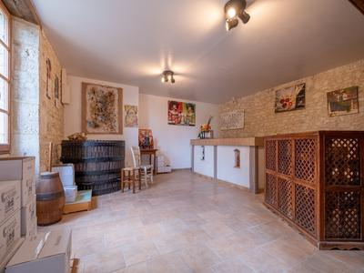 Aquitaine / Périgord Pourpre - A 30 hectare AOC wine property located on the slopes of Bergeracois, in perfect working order, ready to work with all its equipment if you wish to start a wine business in complete serenity.