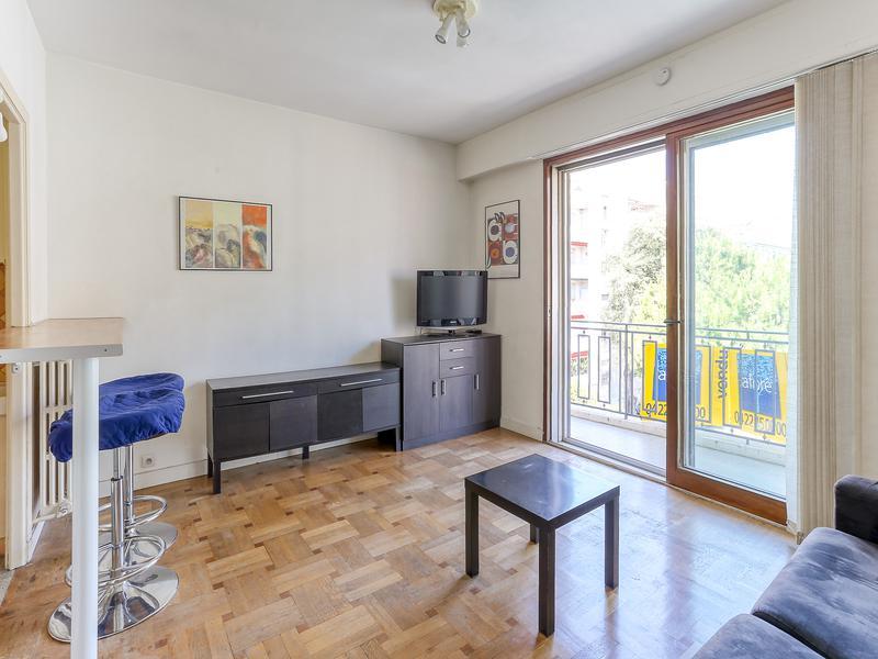 Appartement 1 pièce  à vendre à NICE (06000) -  Alpes Maritimes