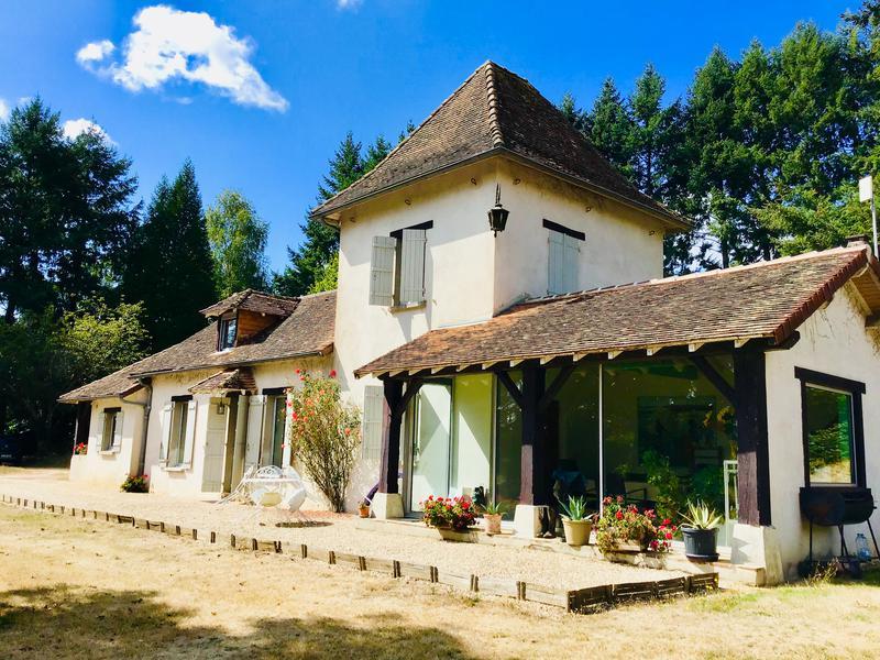 Maison à vendre à LA ROCHE L ABEILLE(87800) - Haute Vienne