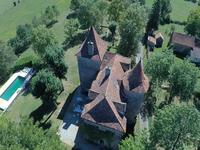 chateau à vendre à PROMILHANES, Lot, Midi_Pyrenees, avec Leggett Immobilier