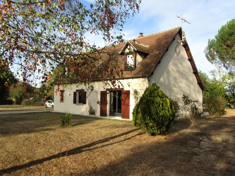 Maison à vendre à LASSAY SUR CROISNE(41230) - Loir et Cher