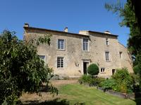 chateau for sale in BENESTCharente Poitou_Charentes