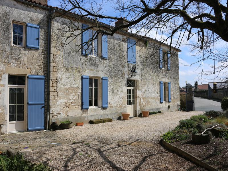 Maison à vendre à STE GEMME LA PLAINE(85400) - Vendee