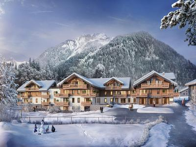 For sale: Impressive, high-end, off-plan free-hold 5 or 6 bedroom apartment with state-of-the-art finishes & private parking, offers stunning views of the mountains. This off-plan luxury development will deliver the apartments for the 2021/2022 ski season.
