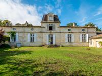 chateau for sale in TOULENNEGironde Aquitaine