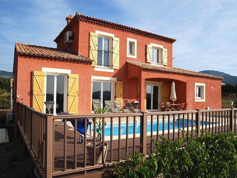 Maison à vendre en Languedoc Roussillon - Herault CLERMONT L HERAULT Superbe villa contemporaine ...