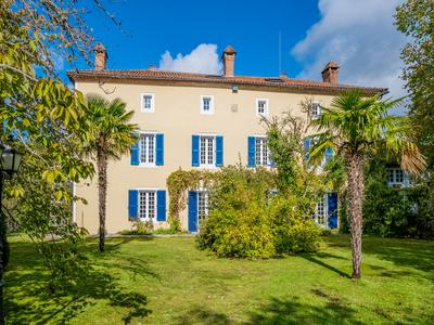 Superb equestrian estate in the heart of the Dordogne, with magnificent principal house and 148 ha of land including lakes