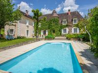chateau for sale in MILHAC DE NONTRONDordogne Aquitaine