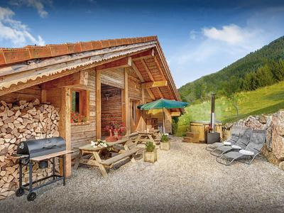 Manigod/Aravis ski area - Superb renovated alpage chalet - 8 bedrooms