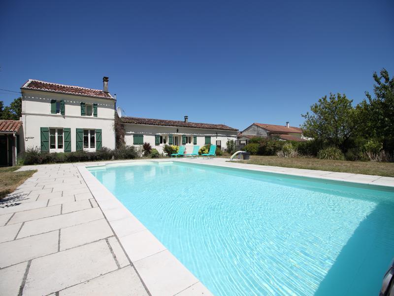 Maison à vendre à GIBOURNE(17160) - Charente Maritime
