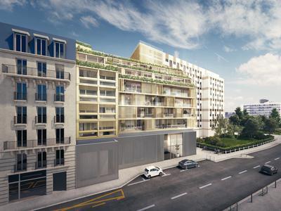 apartmentin PARIS 15