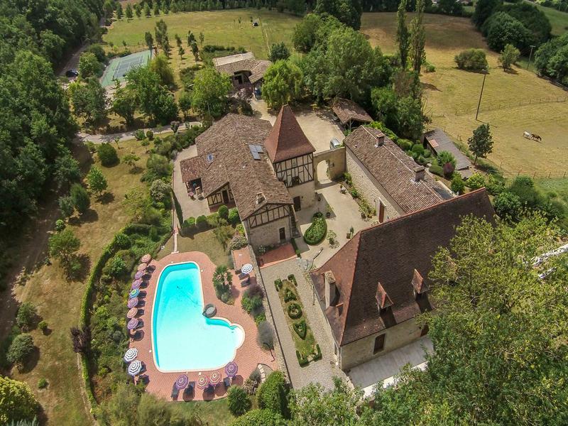 Chateau à vendre à VILLENEUVE SUR LOT(47300) - Lot et Garonne