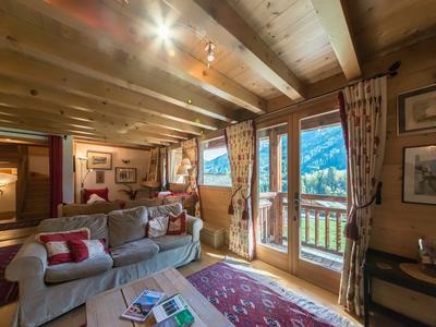 Stunning luxury ski chalet SOLD in Les Contamines/St Gervais area, with a 3 bedroom owners apartment . Exclusive to the Leggett website - don't miss the 360º visual tours and 3D floorplans