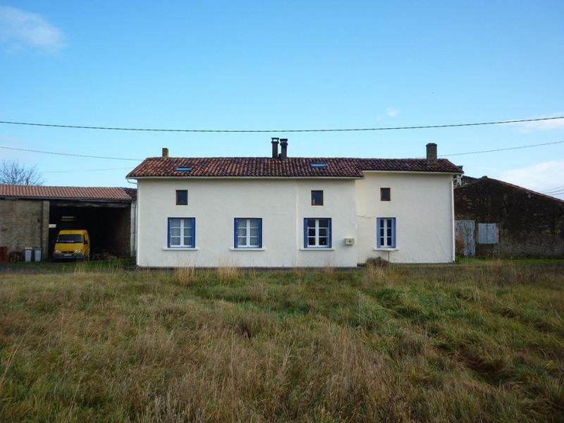 Maison à vendre à Virollet(17260) - Charente-Maritime