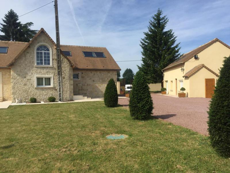 Maison A Vendre En Pays De La Loire Sarthe Change Deux Superbes Maisons Contemporaines Renovees Sur Un Terrain De 3900m Decore Par Un Paysagiste Ref U27622ele72 14036