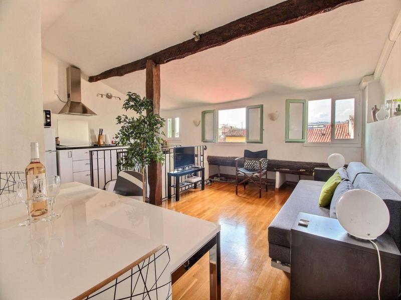 Appartement 2 pièces à vendre à Nice (06000) -  Alpes-Maritimes